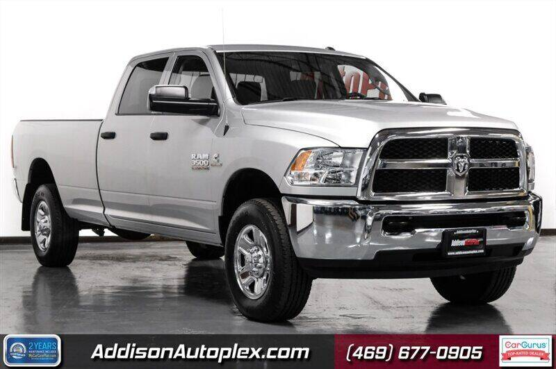2018 RAM Ram Pickup 3500 for sale in Addison, TX
