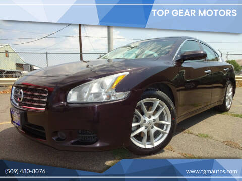 2010 Nissan Maxima for sale at Top Gear Motors in Union Gap WA