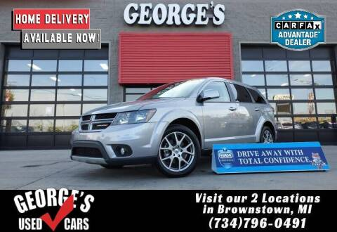 2019 Dodge Journey for sale at George's Used Cars - Pennsylvania & Allen in Brownstown MI