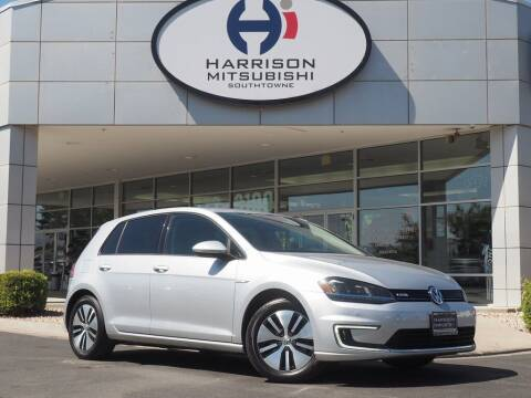 2015 Volkswagen e-Golf for sale at Harrison Imports in Sandy UT