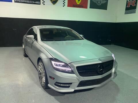 2014 Mercedes-Benz CLS for sale at LG Auto Sales in Rancho Cordova CA