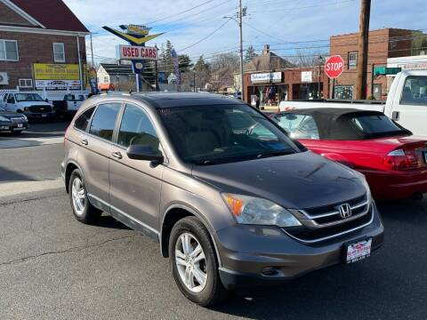 2010 Honda CR-V for sale at Bel Air Auto Sales in Milford CT