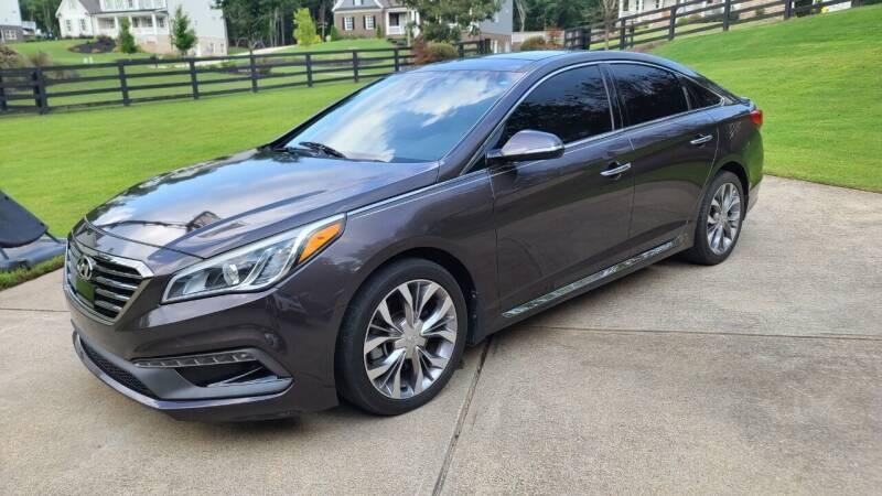 2015 Hyundai Sonata for sale at Total Package Auto in Alexandria VA