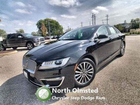 2018 Lincoln MKZ for sale at North Olmsted Chrysler Jeep Dodge Ram in North Olmsted OH