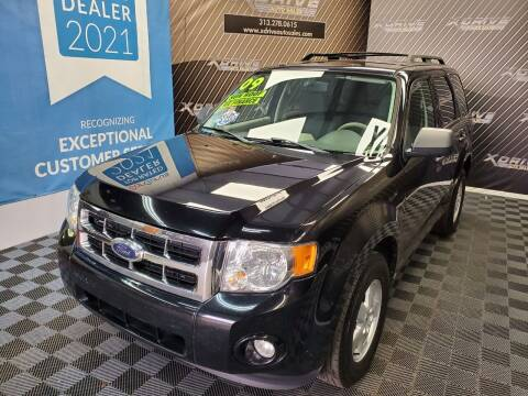 2009 Ford Escape for sale at X Drive Auto Sales Inc. in Dearborn Heights MI