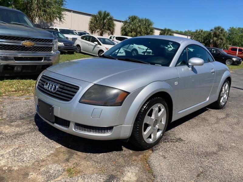 2002 Audi TT for sale at Top Garage Commercial LLC in Ocoee FL
