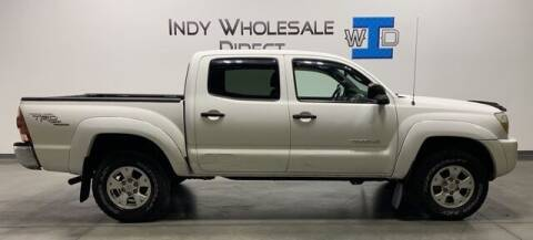 2007 Toyota Tacoma for sale at Indy Wholesale Direct in Carmel IN