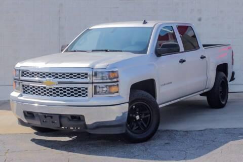 2014 Chevrolet Silverado 1500 for sale at Cannon Auto Sales in Newberry SC