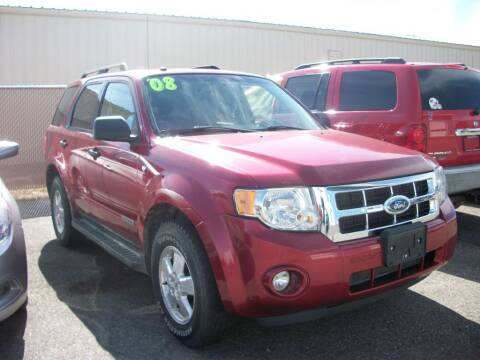 2008 Ford Escape for sale at Lloyds Auto Sales & SVC in Sanford ME