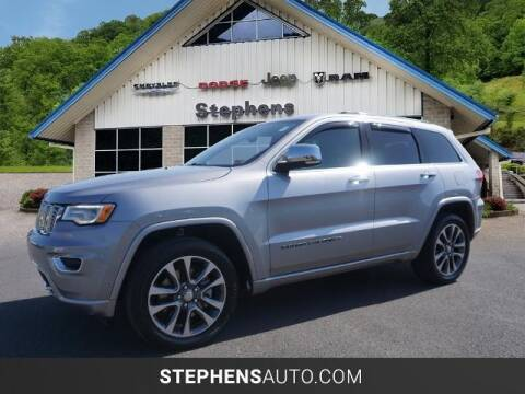 2018 Jeep Grand Cherokee for sale at Stephens Auto Center of Beckley in Beckley WV