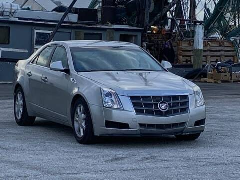 2008 Cadillac CTS for sale at Pioneers Auto Broker in Tampa FL