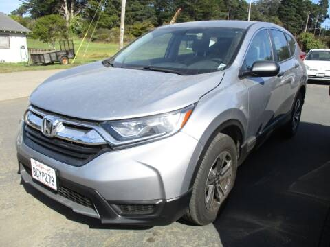 2018 Honda CR-V for sale at HARE CREEK AUTOMOTIVE in Fort Bragg CA
