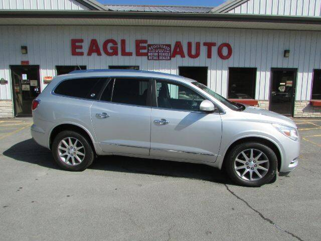 2017 Buick Enclave for sale at Eagle Auto Center in Seneca Falls NY