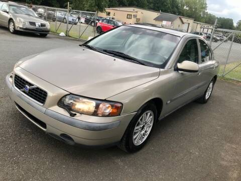 2003 Volvo S60 for sale at Twins Motors in Charlotte NC