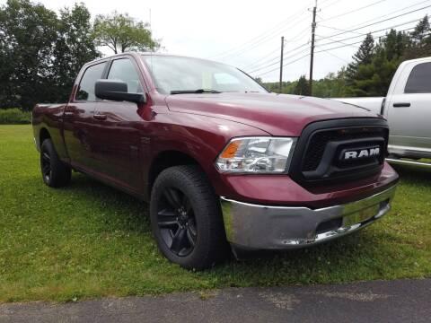 2019 RAM Ram Pickup 1500 Classic for sale at RS Motors in Falconer NY