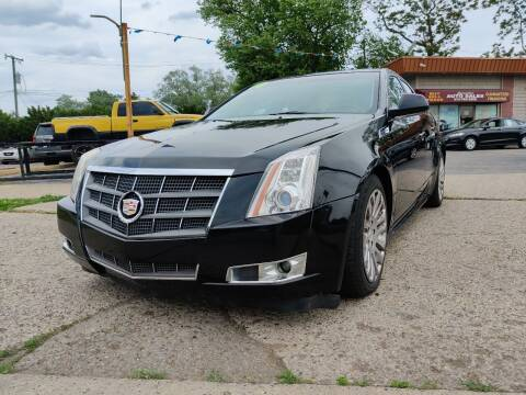 2010 Cadillac CTS for sale at Lamarina Auto Sales in Dearborn Heights MI