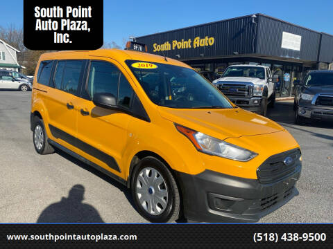 2019 Ford Transit Connect Wagon for sale at South Point Auto Plaza, Inc. in Albany NY