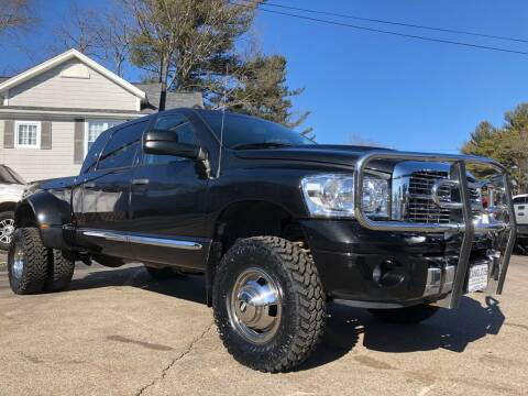 2008 Dodge Ram Pickup 3500 for sale at Langlois Auto and Truck LLC in Kingston NH