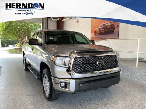 2018 Toyota Tundra for sale at Herndon Chevrolet in Lexington SC