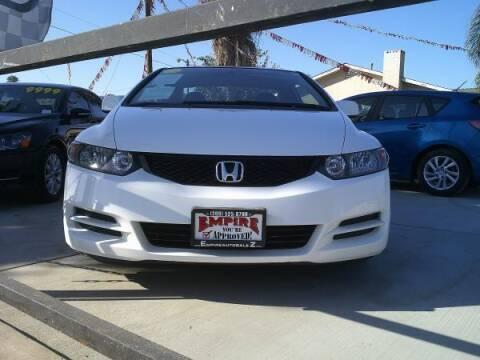 2009 Honda Civic for sale at Empire Auto Sales in Modesto CA
