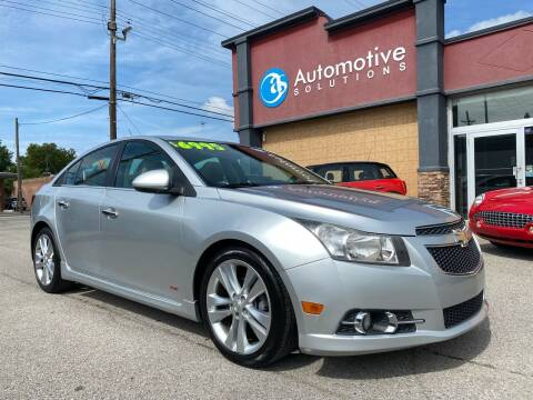 2011 Chevrolet Cruze for sale at Automotive Solutions in Louisville KY