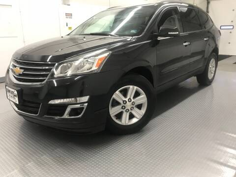 2014 Chevrolet Traverse for sale at TOWNE AUTO BROKERS in Virginia Beach VA
