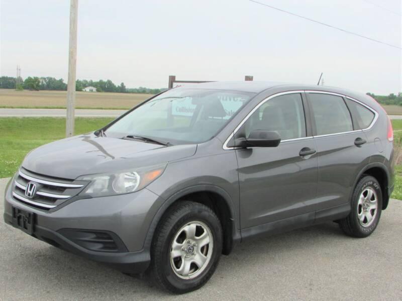 2013 Honda CR-V for sale at 42 Automotive in Delaware OH