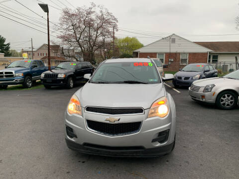 2012 Chevrolet Equinox for sale at Roy's Auto Sales in Harrisburg PA