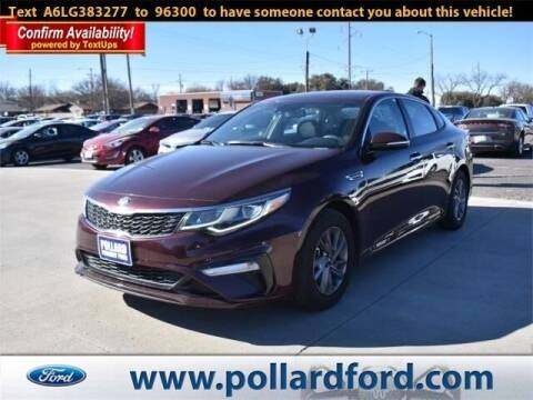 2020 Kia Optima for sale at South Plains Autoplex by RANDY BUCHANAN in Lubbock TX