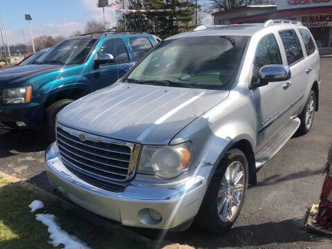 2008 Chrysler Aspen for sale at Right Place Auto Sales in Indianapolis IN