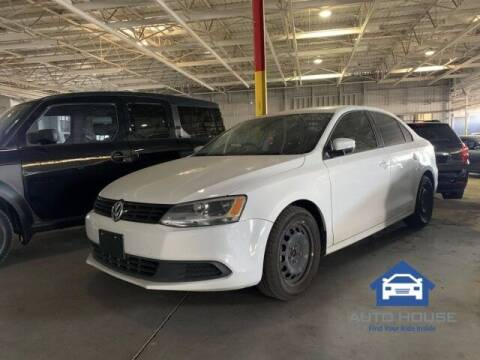2014 Volkswagen Jetta for sale at Autos by Jeff Tempe in Tempe AZ