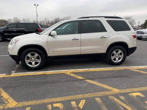 2009 GMC Acadia for sale at Innovative Auto Group in Hasbrouck Heights NJ