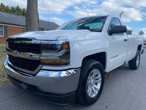 2018 Chevrolet Silverado 1500 for sale at Viewmont Auto Sales in Hickory NC
