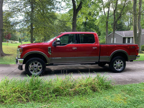 2022 Ford F-250 Super Duty for sale at Renaissance Auto Network in Warrensville Heights OH