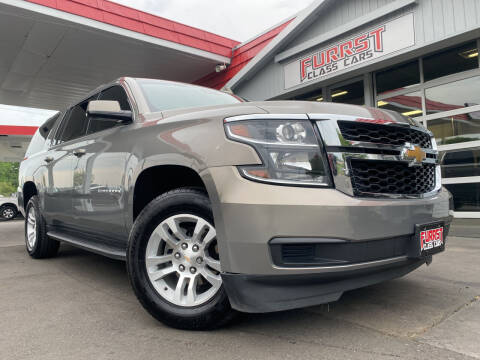 2018 Chevrolet Suburban for sale at Furrst Class Cars LLC  - Independence Blvd. in Charlotte NC