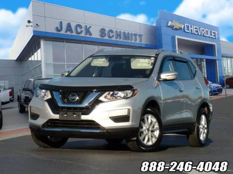 2020 Nissan Rogue for sale at Jack Schmitt Chevrolet Wood River in Wood River IL