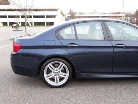 2012 BMW 5 Series for sale at GLOBAL MOTOR GROUP in Newark NJ