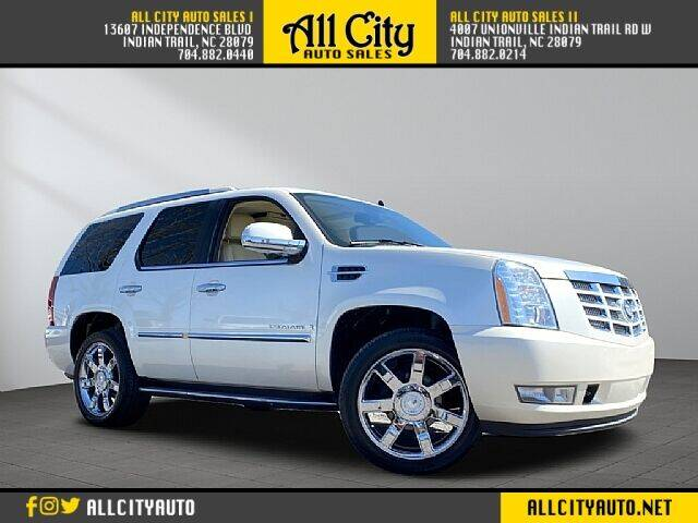 2007 Cadillac Escalade for sale at All City Auto Sales in Indian Trail NC
