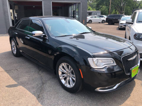 2016 Chrysler 300 for sale at Champs Auto Sales in Detroit MI
