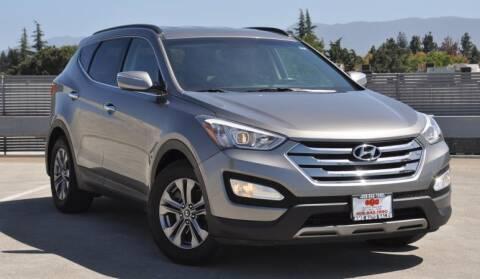 2013 Hyundai Santa Fe Sport for sale at AMC Auto Sales Inc in San Jose CA
