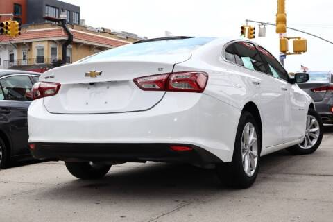 2020 Chevrolet Malibu for sale at HILLSIDE AUTO MALL INC in Jamaica NY