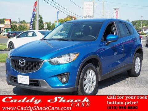 2014 Mazda CX-5 for sale at CADDY SHACK CARS in Edgewater MD