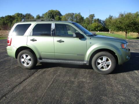 2008 Ford Escape for sale at Crossroads Used Cars Inc. in Tremont IL