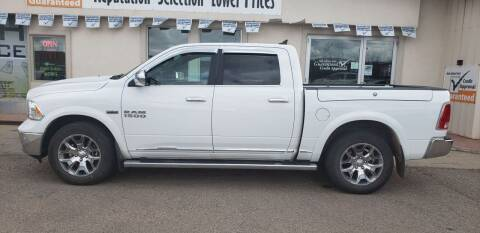 2017 RAM Ram Pickup 1500 for sale at HomeTown Motors in Gillette WY
