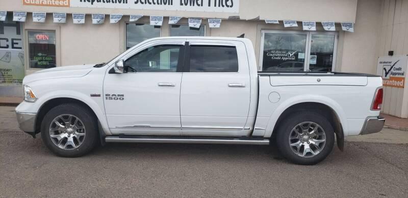 2017 RAM Ram Pickup 1500 for sale at HomeTown Motors in Gillette WY