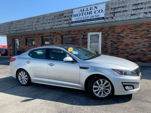2015 Kia Optima for sale at Allen Motor Company in Eldon MO