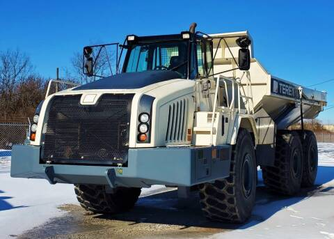 2014 Terex TA400 for sale at A F SALES & SERVICE in Indianapolis IN