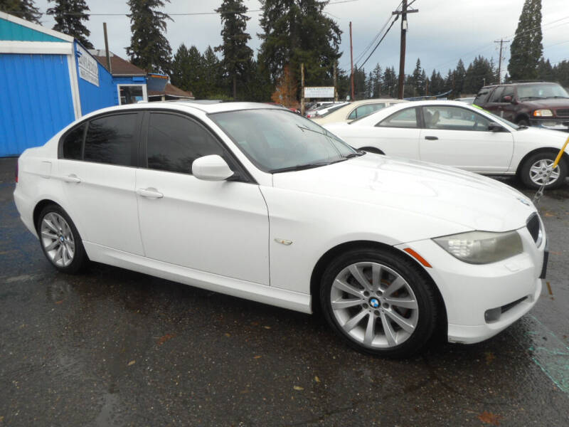 2011 BMW 3 Series for sale at Lino's Autos Inc in Vancouver WA