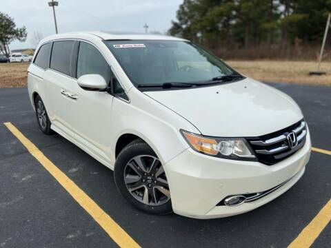 2016 Honda Odyssey for sale at D3 Auto Sales in Des Arc AR