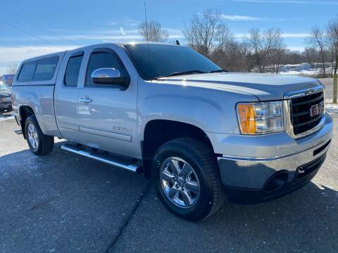 2011 GMC Sierra 1500 for sale at Rick's R & R Wholesale, LLC in Lancaster OH